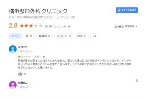 評判の良い横浜整形外科クリニックに訪問【サミット岡野店】1