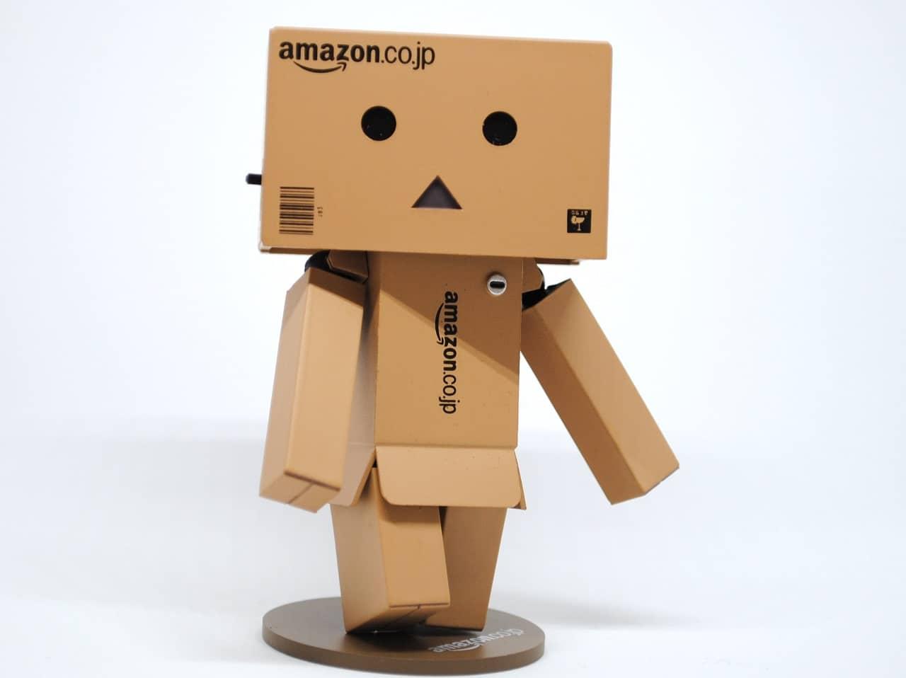 Amazonアカウント削除方法