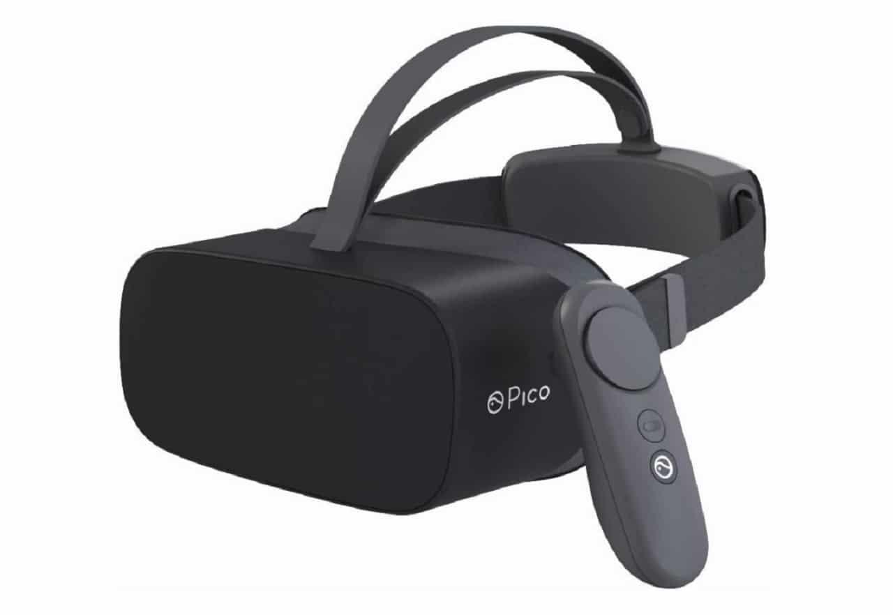 Pico G2 4Kを購入した僕のレビュー【FANZAやEarthVRアプリの使い方】